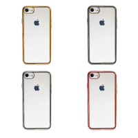 """Прозорий силіконовий чохол для Apple iPhone 8 (4.7"""")"""