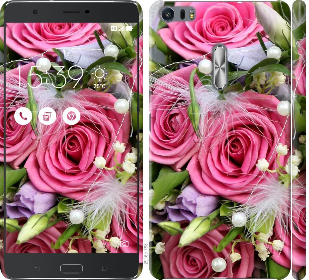 Чехол на Asus Zenfone 3 Ultra ZU680KL Нежность