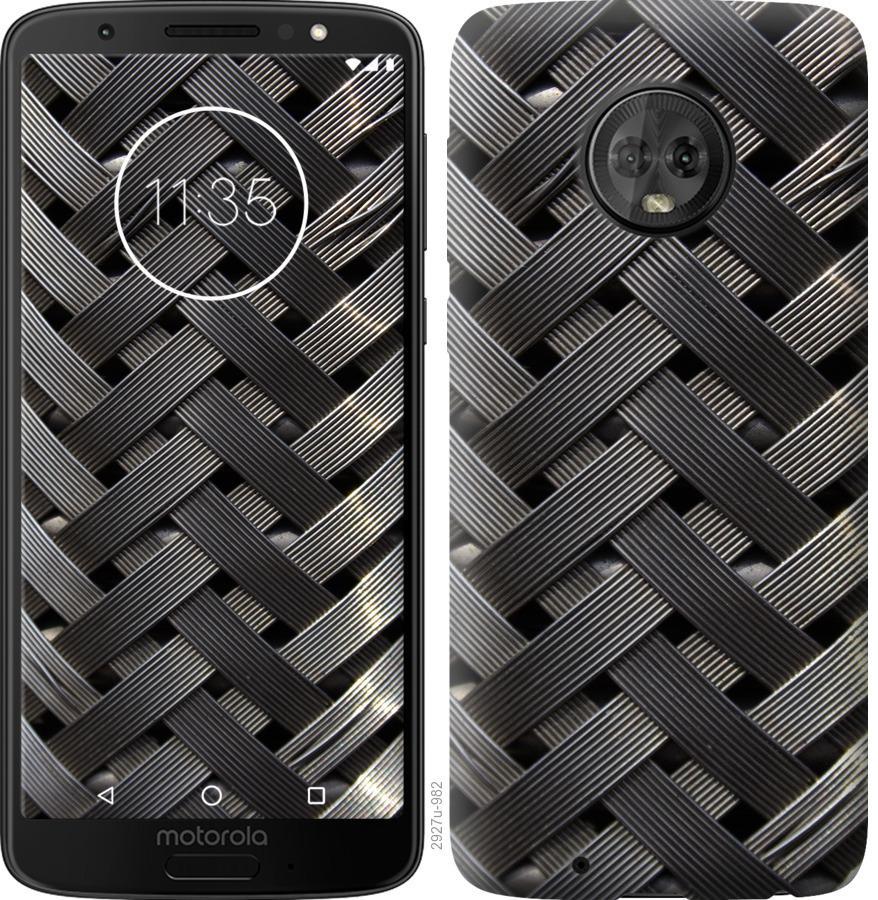 Чохол на Motorola Moto G6  Металеві фони