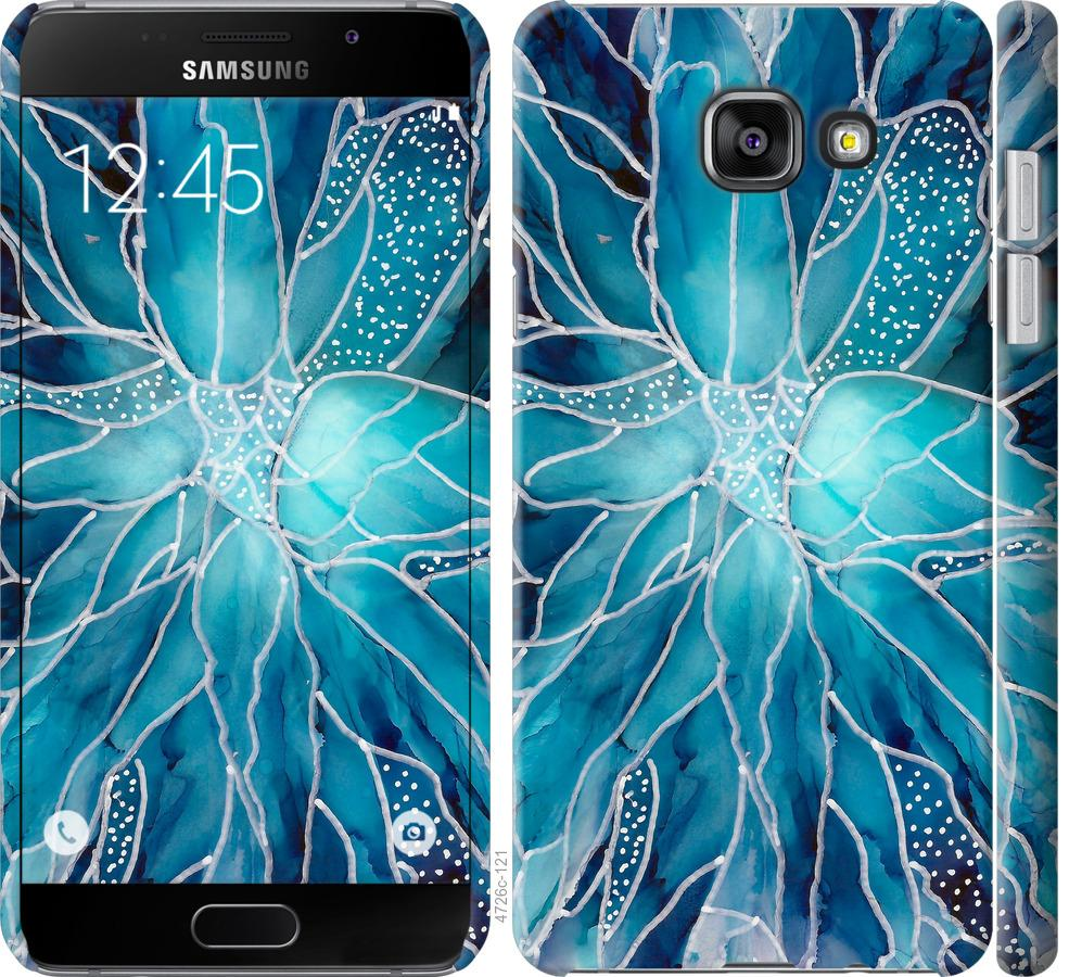 Чехол на Samsung Galaxy A7 (2016) A710F чернило