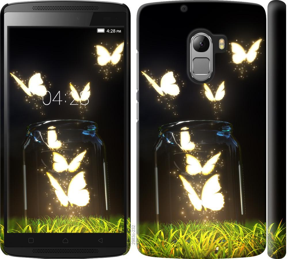 Чехол на Lenovo A7010 Бабочки