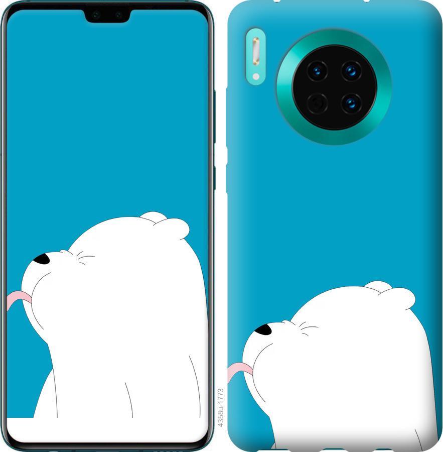 Чехол на Huawei Mate 30 Pro Мишка 1