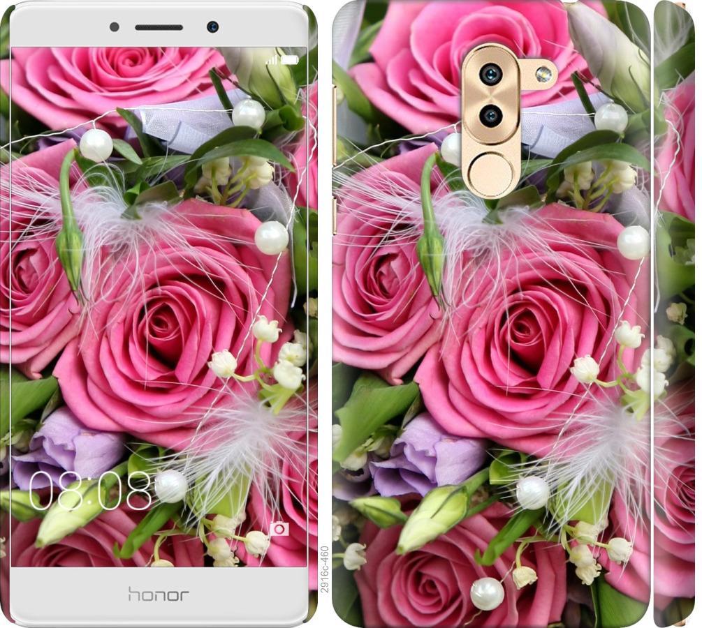 Чехол на Huawei Mate 9 Lite Нежность