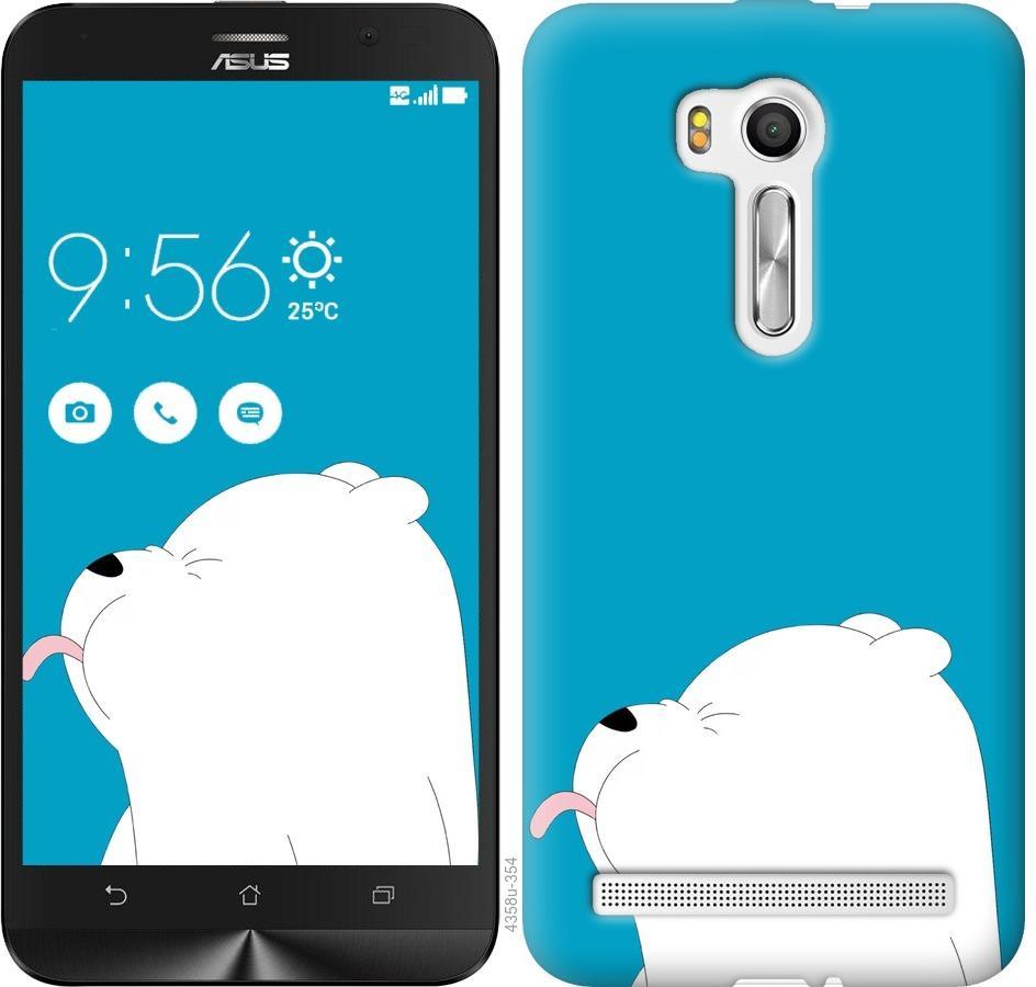 Чехол на Asus ZenFone Go TV ZB551KL Мишка 1