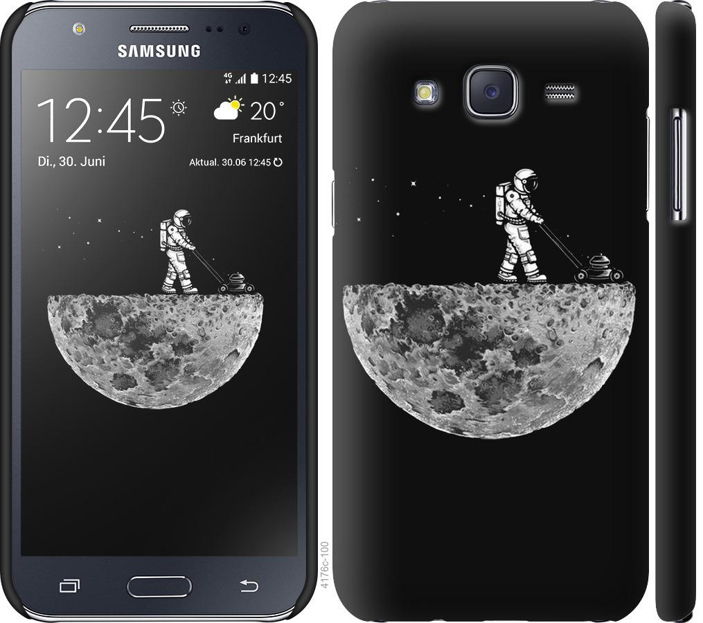 Чехол на Samsung Galaxy J5 (2015) J500H Moon in dark