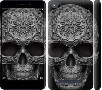 Чохол на Xiaomi RedMi 4A skull-ornament