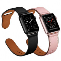 Ремешок Apple Watch Soft Leather для Apple watch 42mm / 44mm