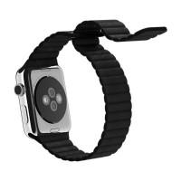 Ремінець Leather Loop Design для Apple watch 38mm / 40mm