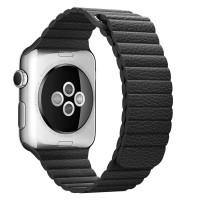 Ремінець Leather Loop Design для Apple watch 42mm / 44mm