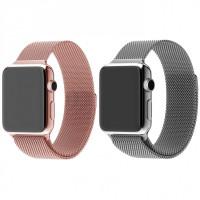 Ремешок Milanese Loop Design для Apple watch 38mm / 40mm