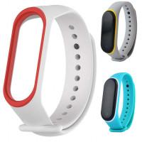 Ремешок Slim line для фитнес-браслета Xiaomi Mi Band 3 / 4