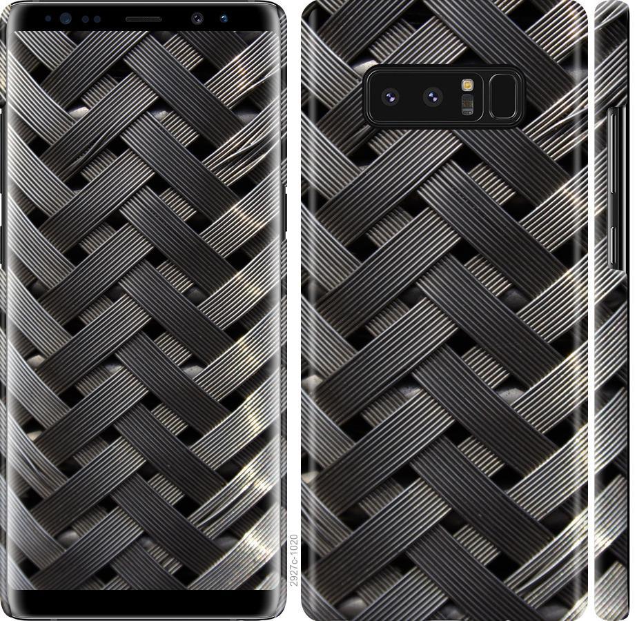 Чехол на Samsung Galaxy Note 8 Металлические фоны