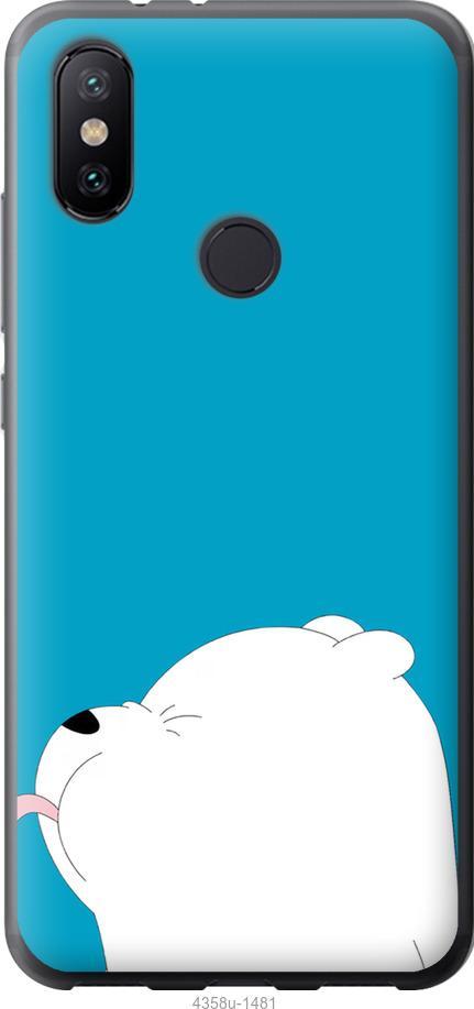 Чехол на Xiaomi Mi Mix 3 Мишка 1
