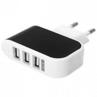 Мережевий зарядний пристрій Premium Y (3 USB 3.1 A)