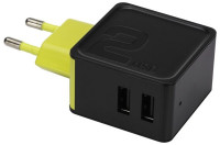 СЗУ ROCK Travel Adapter (2 USB 5V/2.4А)