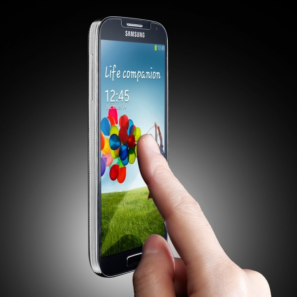 SGP Screen Protector GLAS.t SLIM Premium Tempered Glass Series для Samsung i9500 Galaxy S4 на itsell.ua
