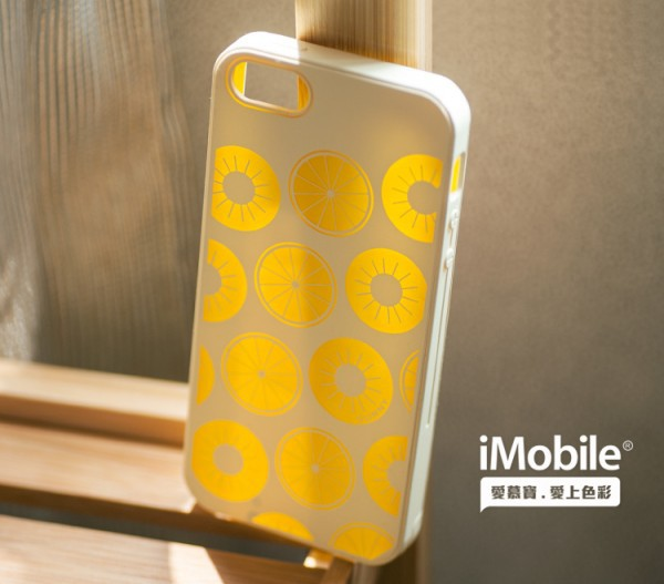 Фото Силиконовый чехол iMobile Impression Laser Series для Apple iPhone 5/5S/SE Sunny / Yellow в магазине itsell.ua
