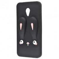Силіконова накладка 3D Child Bunny для Meizu M5