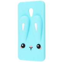 Силиконовая накладка 3D Child Bunny для Meizu M5 Note