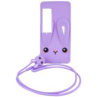 Силіконова накладка 3D Child Bunny для Meizu Pro 7