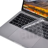 Силиконовая накладка на клавиатуру для Apple MacBook Pro touch bar 15 (2016/18) (A1707 / A1990)