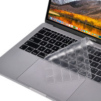 Силиконовая накладка на клавиатуру для MacBook Pro touch bar 13 2016/18/19 (A1706/A1708/A1989/A2159)