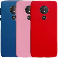 Силиконовый чехол Candy для Motorola Moto G7 Power