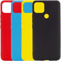 Силиконовый чехол Candy для Oppo A15s / A15