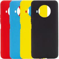 Силиконовый чехол Candy для Xiaomi Redmi Note 9 Pro 5G