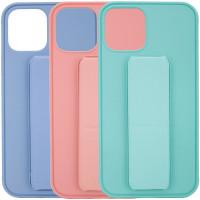 """Силиконовый чехол Hand holder для Apple iPhone 12 Pro Max (6.7"""")"""