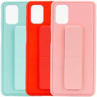 Силиконовый чехол Hand holder для Samsung Galaxy M51