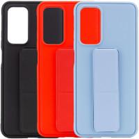 Силиконовый чехол Hand holder для Xiaomi Mi 10T Pro