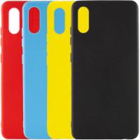 Силиконовый чехол Candy для Huawei Y6 Pro (2019)