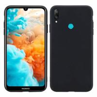 Силіконовий чохол Candy для Huawei Y7 (2019)