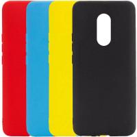 Силиконовый чехол Candy для Xiaomi Redmi Note 4X