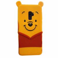 Купить Силиконовый чехол Pooh 3D для Samsung Galaxy S9+, Epik