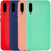 Чохол Silicone Cover with Magnetic для Samsung Galaxy A50 (A505F)