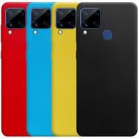 Силиконовый чехол Candy для Realme C15 / C12