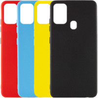 Силиконовый чехол Candy для Samsung Galaxy A21s