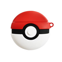 Силиконовый футляр Pokemon series для наушников AirPods Pro + кольцо