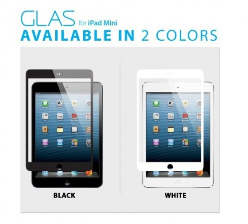 Защитная пленка SGP GLAS Premium Tempered Glass Series для Apple IPAD mini Черный / Black Oleophobic в магазине itsell.ua