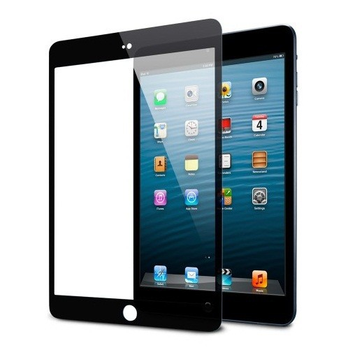 Защитная пленка SGP GLAS Premium Tempered Glass Series для Apple IPAD mini Черный / Black Oleophobic на itsell.ua