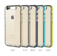 Купить Светящийся TPU чехол ROCK Tube Series для Apple iPhone 6/6s (4.7 )