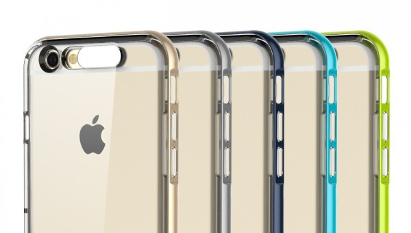 Фото Светящийся TPU чехол ROCK Tube Series для Apple iPhone 6/6s (4.7