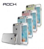 Купить Светящийся TPU чехол ROCK Tube Series для Apple iPhone 7 / 8 (4.7 )