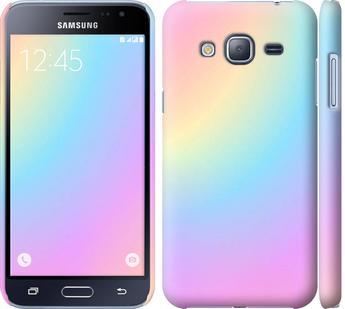 Чехол на Samsung Galaxy J3 Duos (2016) J320H Радуга 2
