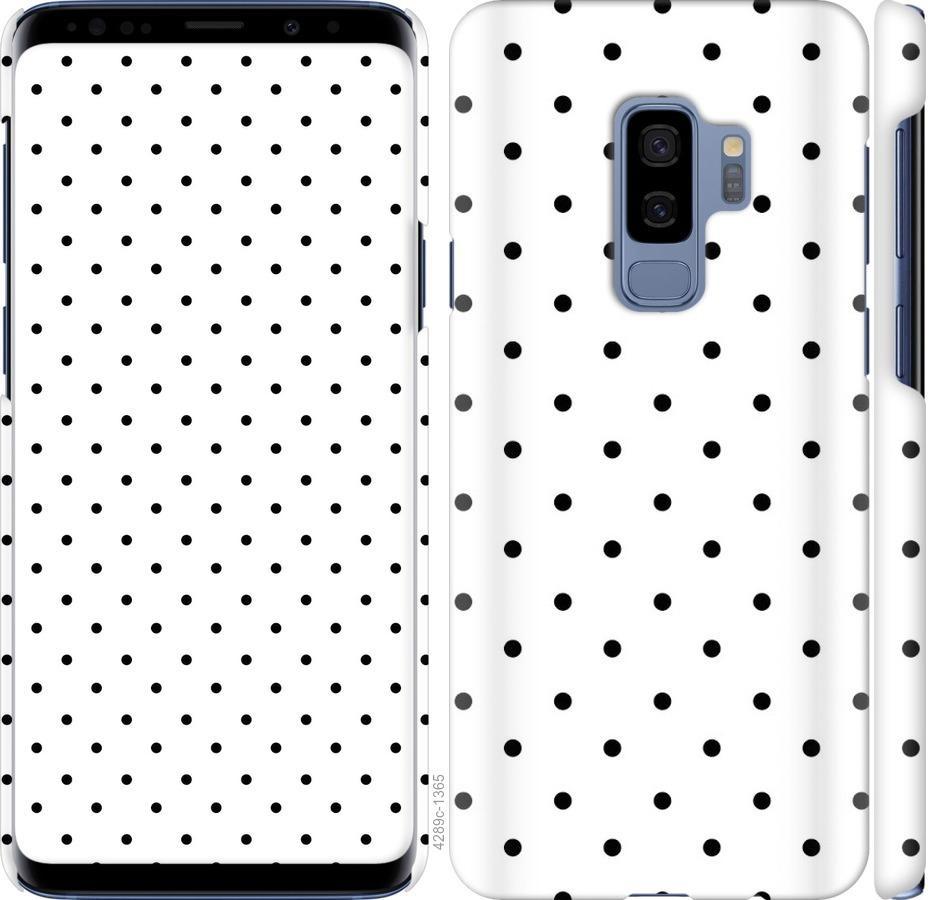 Чехол на Samsung Galaxy S9 Plus Горох