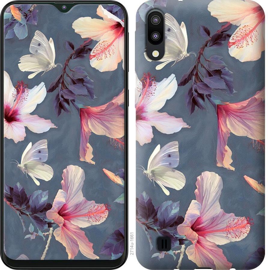 Чехол на Samsung Galaxy A2 Core A260F Нарисованные цветы