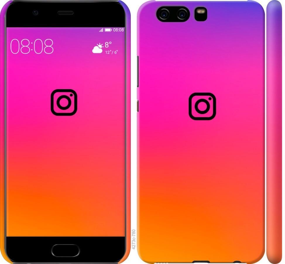 Чехол на Huawei P10 Instagram