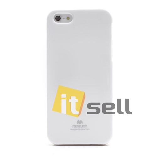Фото TPU чехол Mercury Jelly Color series для Apple iPhone 5/5S/SE (10 цветов) в магазине itsell.ua